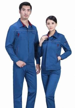 纯棉工作服套装有什么优势呢?