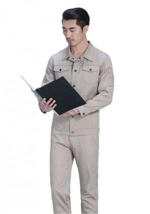 工作服设计图应该包含的三个方面